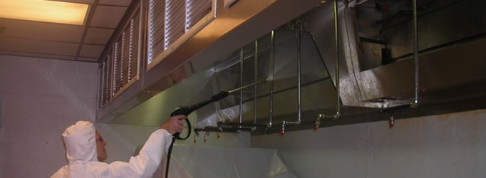 Professional commercial kitchen cleaning deep cleans for Deep clean kitchen